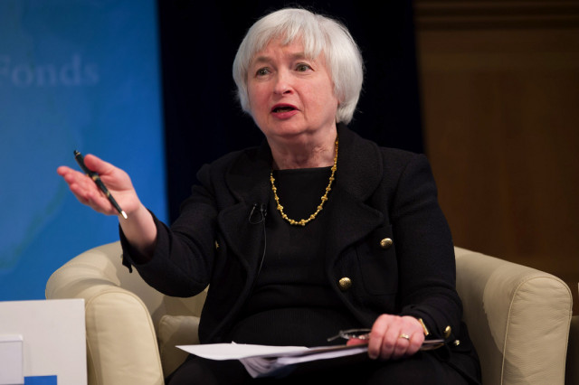 Janet Yellen will take over as chair of the United States Federal Reserve on February 1. Photo via the International Monetary Fund.