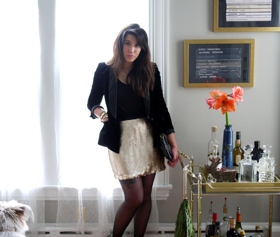 Fit For A Femme's Guide To Dressing Up For A Festive