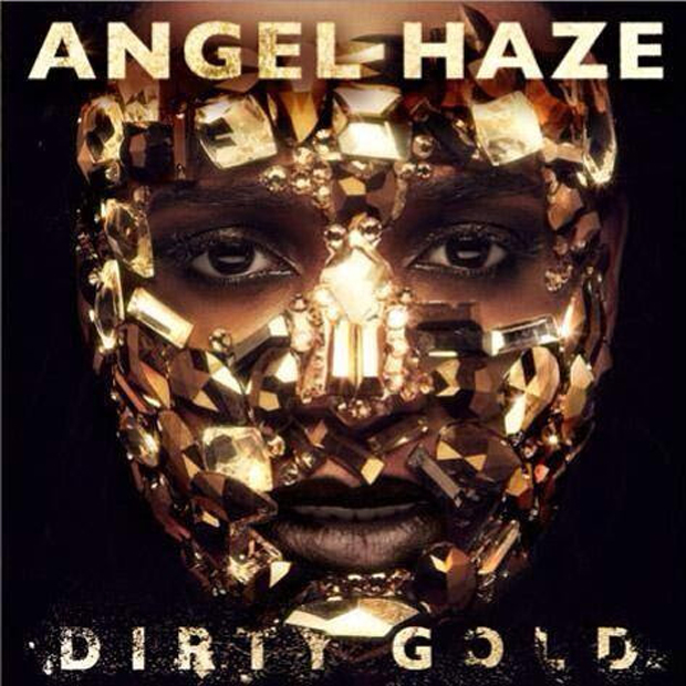Angel Haze Dirty Gold cover