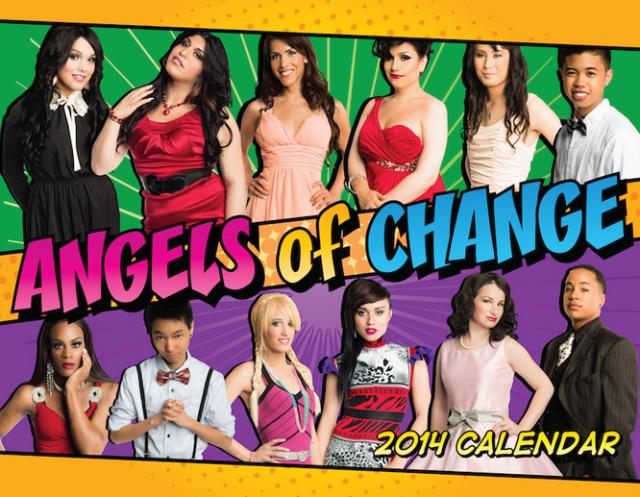 via angels of change