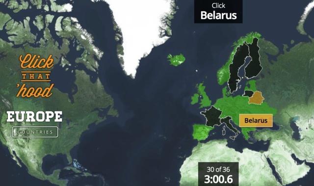 Like Belarus!