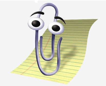 THANKS, CLIPPY.