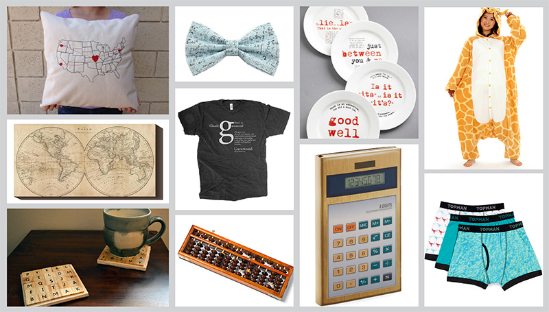 Nerdy Love Song: The Holigay Gift Guide