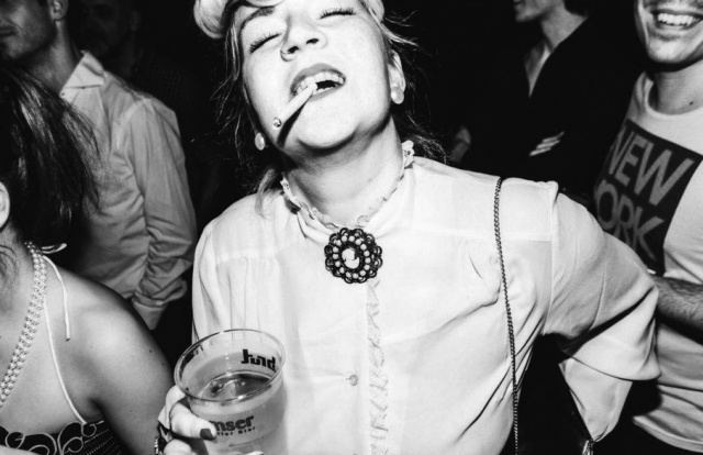 Denice Bourbon being my soul twin