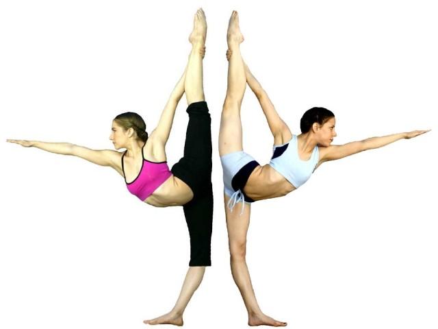 double yoga