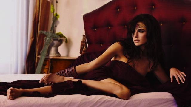 ea789dd22d Gal Gadot to Play Wonder Woman in Upcoming Batman vs. Superman ...