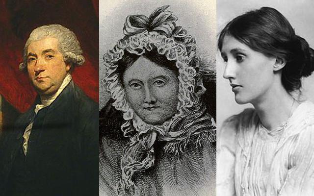 Kill, Marry, F*: James Boswell, Dorothy Wordsworth, and Virginia Woolf. Via Wikipedia