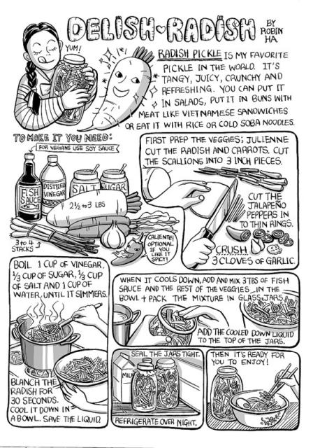 strumpetradish