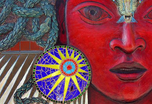 Tonantzin, Aztec goddess of Mother Earth