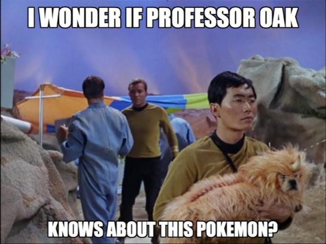 Star Trek N00b Episode 6 The Enemy Within Poor Frozen Sulu Autostraddle