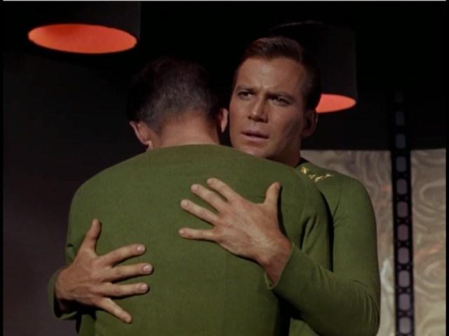 Why do you smell like lavender, Dark Kirk?