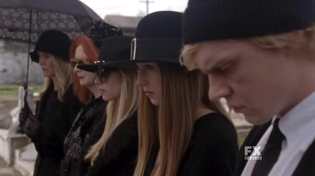 Look at all those stupid fucking hats