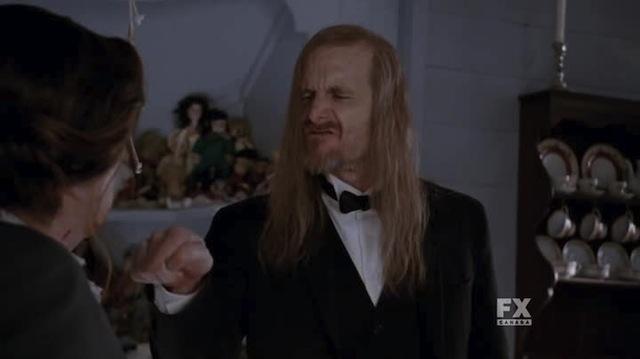 Ghost Spalding has a killer Renee Zellweger impression