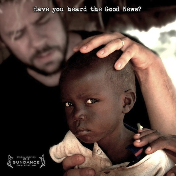 Still from the film, God Loves Uganda. The film explores the relationship between US Evangelicals and religious groups in Uganda