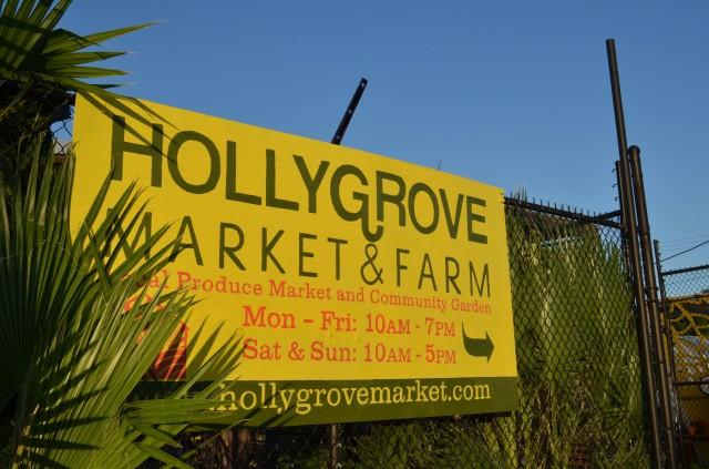 Hollygrove-Market
