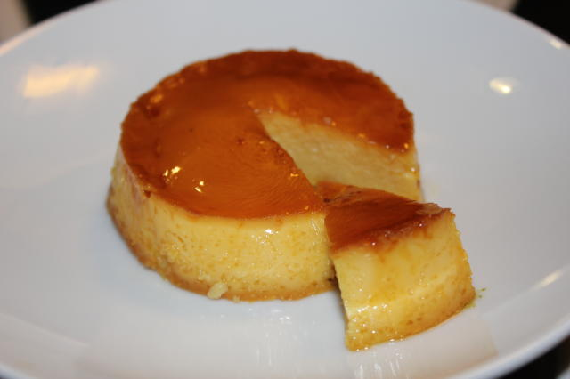 flan spanish flan flan with lavender flan super easy baked flan