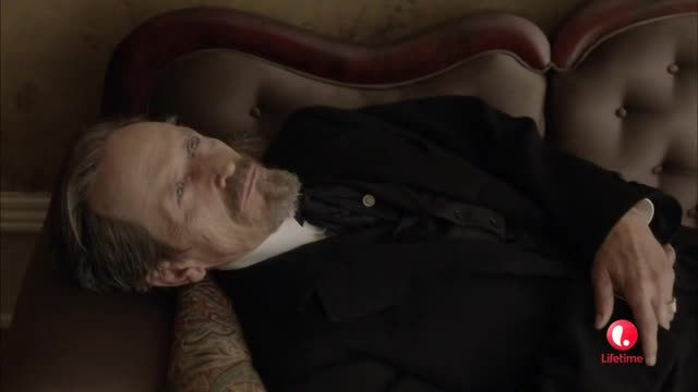 Just getting a snooze on in my three-piece suit...
