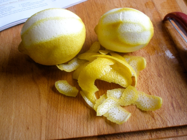 So many naked lemons! via Kitchen Bitch