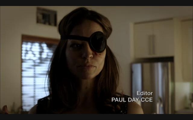 God, I love a deranged woman in an eye patch.