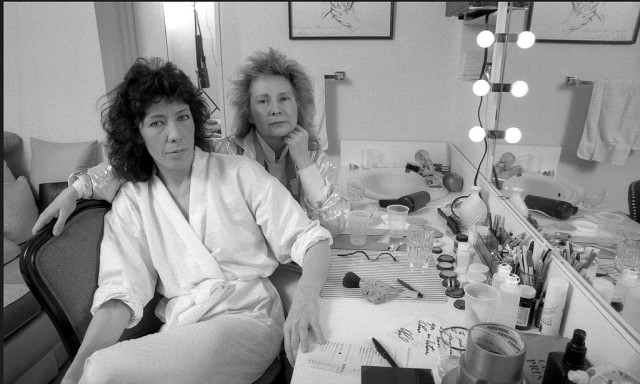 Lily Tomlin and her new WIFE!,  Jane Wagner