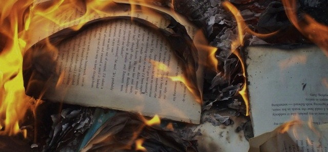 Would this be a bad time to mention that I've actually never read Farenheit 451? (Via Feminspire)