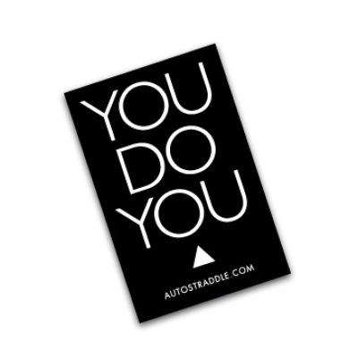 You Do You Stickers