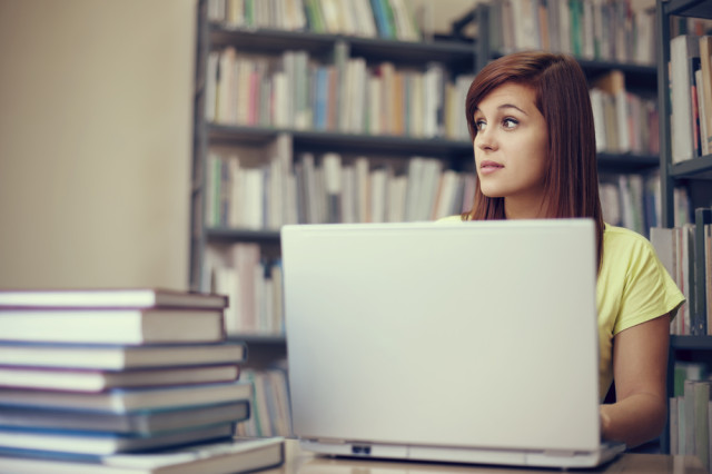 I swear, these are educational videos! But don't come look over my shoulder! via Shutterstock