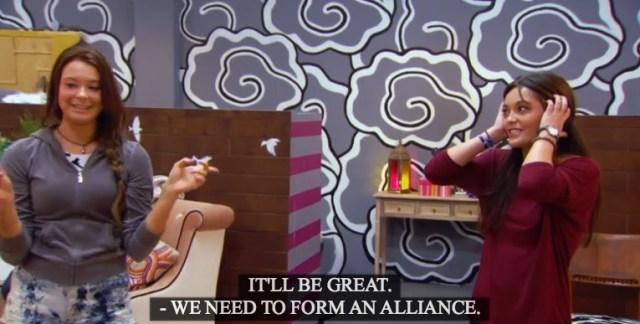 form an alliance