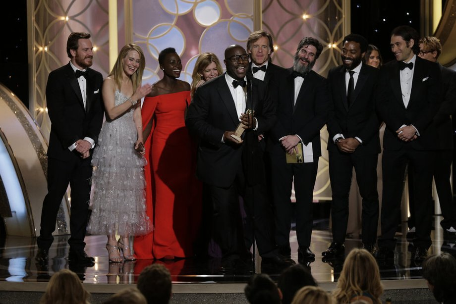 Coolbeans guys lets do this again at the Academy Awards! Via LATime.com