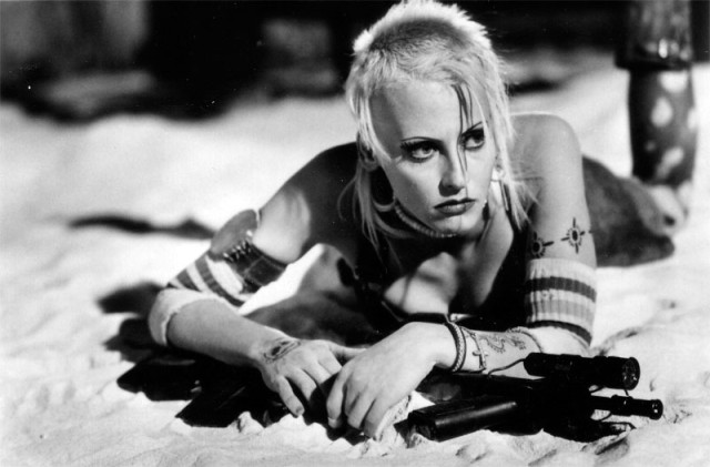 Lori Petty as Tank Girl via Fan Pop