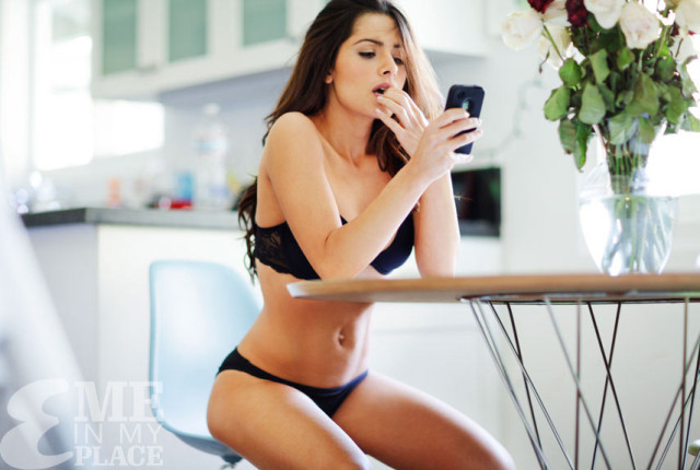 Sarah Shahi for Esquire