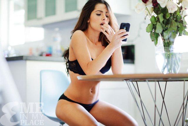 Sarah Shahi for Esquire