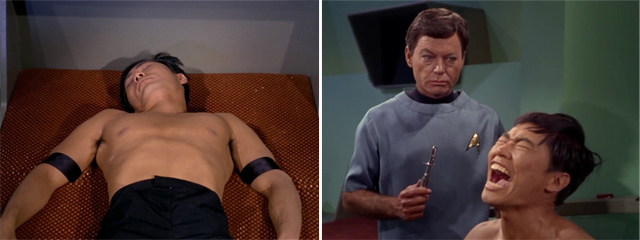 Star trek episode no adults And