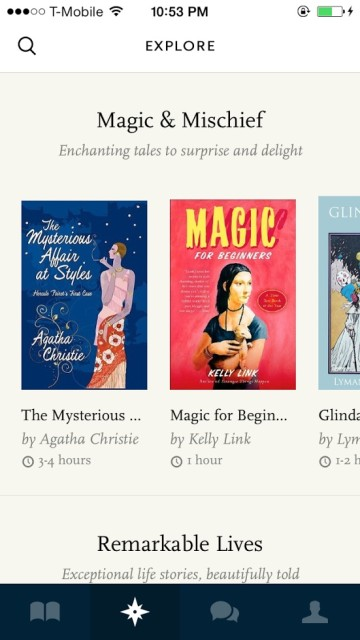 Lovely, themed book recommendations and copyright-free downloads.