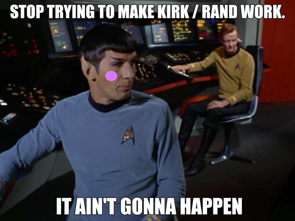 Star Trek Spock Meme never watched a Star Trek