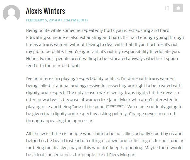 Alexis Winters