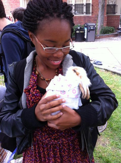 Bunny Friend!