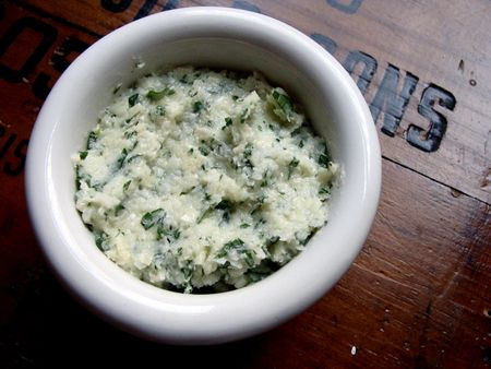 """Call it """"compound butter"""" and it'll seem way more impressive via In  Jennie's Kitchen"""