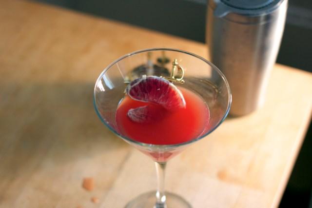 The Martini Glass (Romantic)