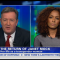 Janet's face sums up my feelings about this interview