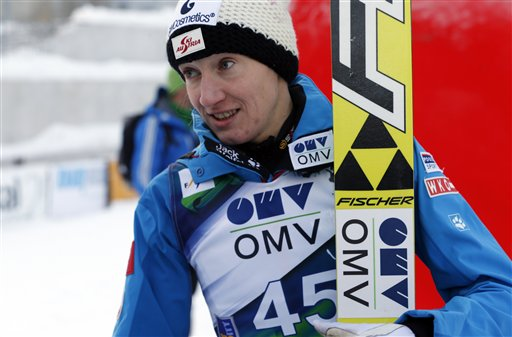 via AP Winter Games
