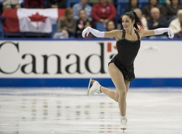 Olympic figure skating oops - 1 part 8