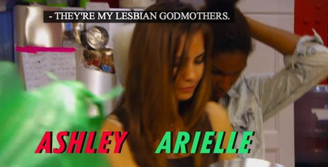 lesbian godmothers
