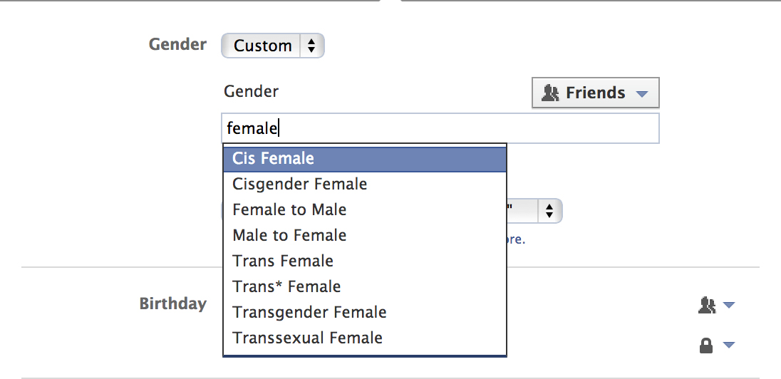 non binary gender pronouns options