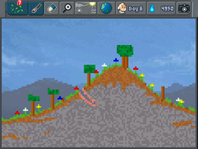 I am only now just realizing how much that indent in the side of the mountain looks like a phallus.