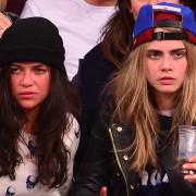 Celebrity Sightings In New York City - January 7, 2014