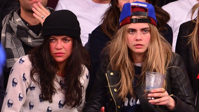 cara delevingne and michelle rodriguez - HD1952×1098