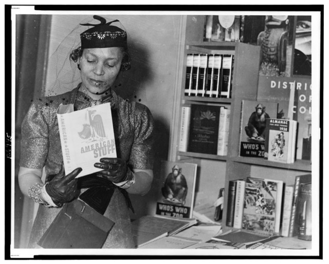 Zora Neale Hurston via acts of hope