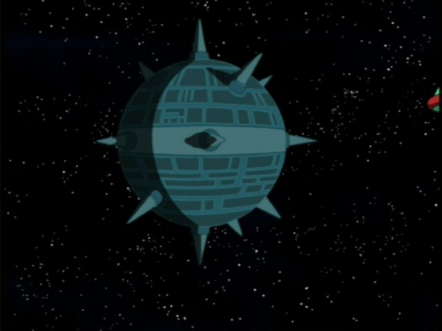 I hope this isn't gonna be like the Near-Death-Star retirement home in Futurama. Source: Futurama Wiki