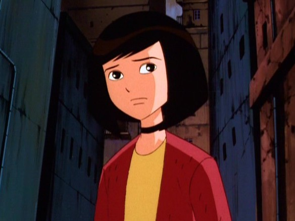 Annie via The DCAU Wiki